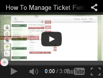 How to Manage Ticket Fields